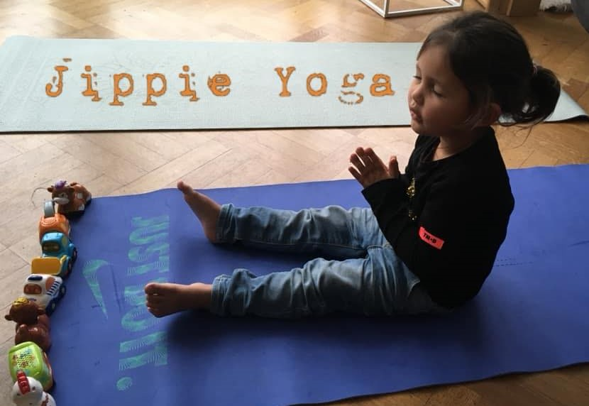 Kinderyoga in Biddinghuizen