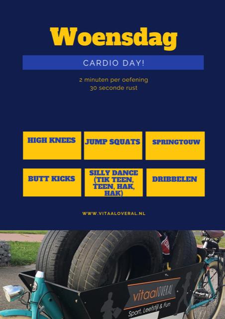 Cardio Personal trainer Biddinghuizen